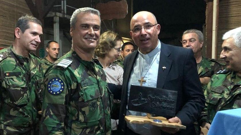 """Bispo das Forças Armadas. Uma Páscoa especial """"celebrada no mundo"""""""