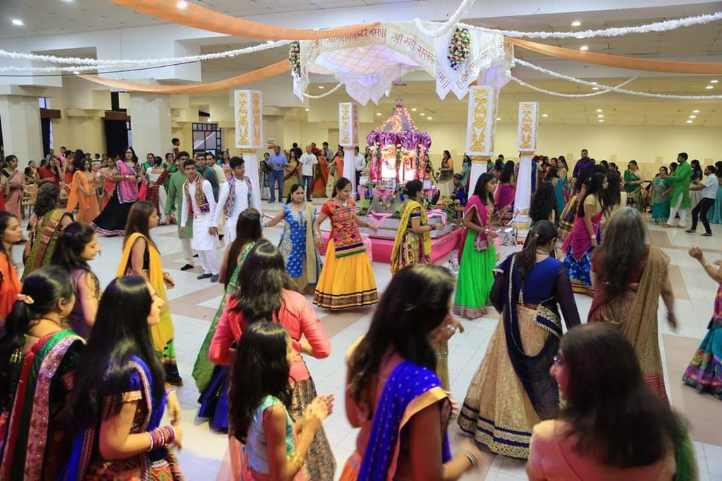 Festividade da comunidade hindu em Portugal. Foto: CH