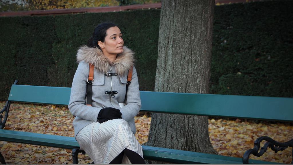 Carmen Garcia sentiu o dever ético de voltar à enfermagem com a pandemia. Foto: DR