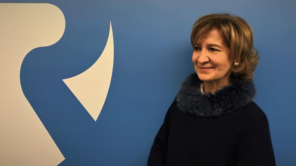 """Para haver democracia, """"é preciso assegurar que os media desempenham o seu papel"""", diz Teresa Ribeiro. Foto: RR"""