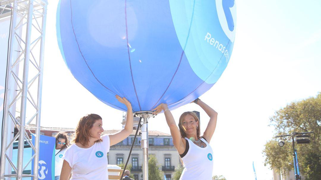 Carla Rocha e Ana Galvão Foto: Ricardo Fortunato