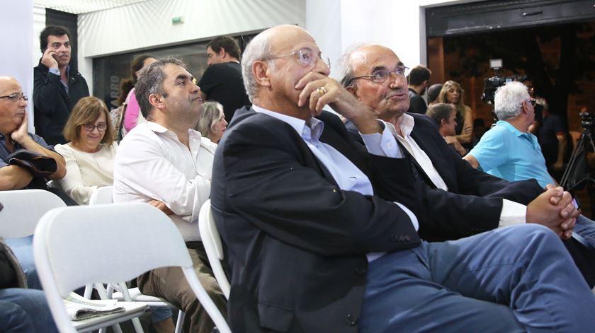 Apointes à espera de Pizarro. Foto: Gonçalo Costa/RR