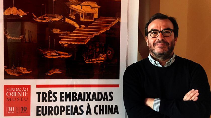 Aura Miguel convida Jorge Santos Alves