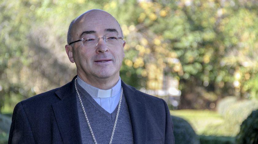 """D. Nuno Brás saúda madeirenses: """"Cabe-nos a nós a missão de sermos testemunhas da vida nova que Jesus oferece sempre a todos"""""""