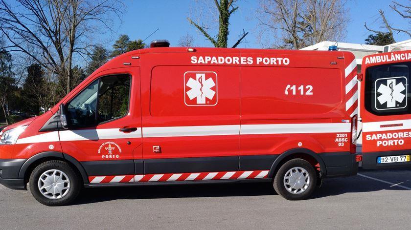 ARS Norte deve mais de 100 mil euros aos bombeiros do distrito do Porto