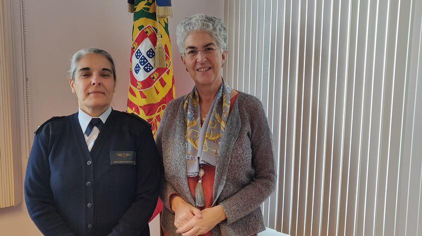 Entrevista a General Regina Mateus