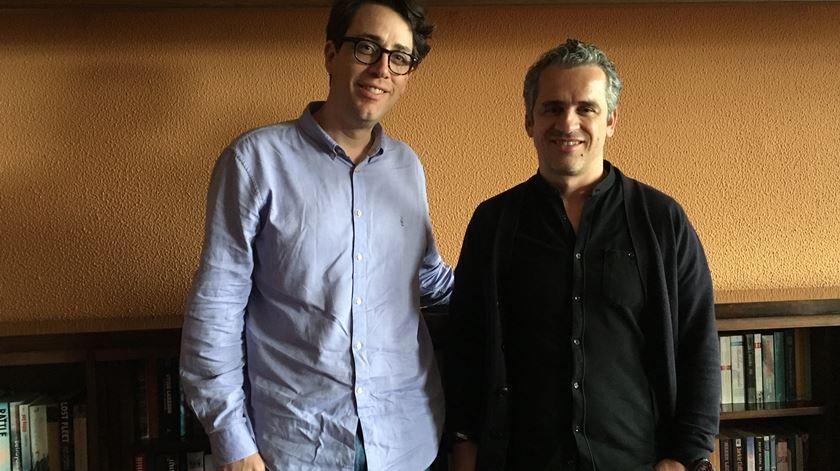 Moser e José Luís Peixoto