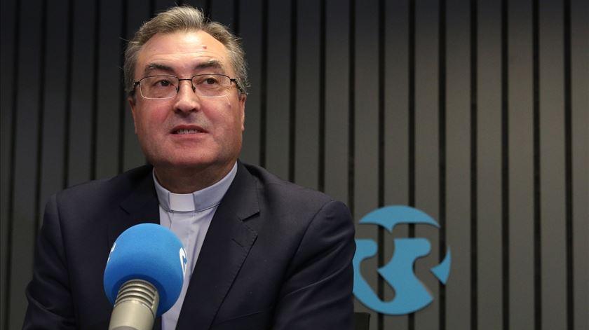 D. Manuel Linda, bispo do Porto. Foto: Marília Freitas/RR (arquivo)