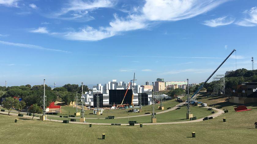 Rock in Rio 2018 está quase a começar