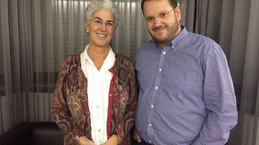 Aura Miguel convida José Filipe Pinheiro - 04/03/2018