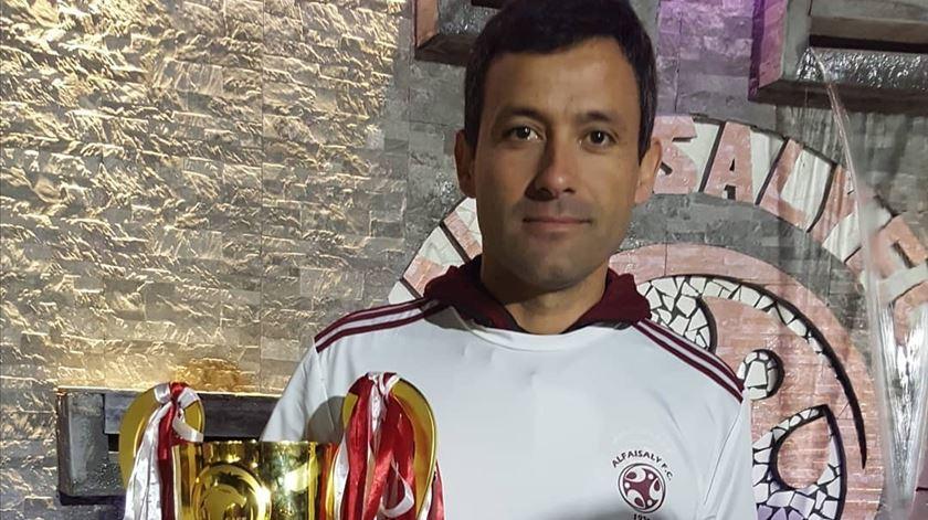 Bruno Marinho feliz por fazer história na Arábia Saudita