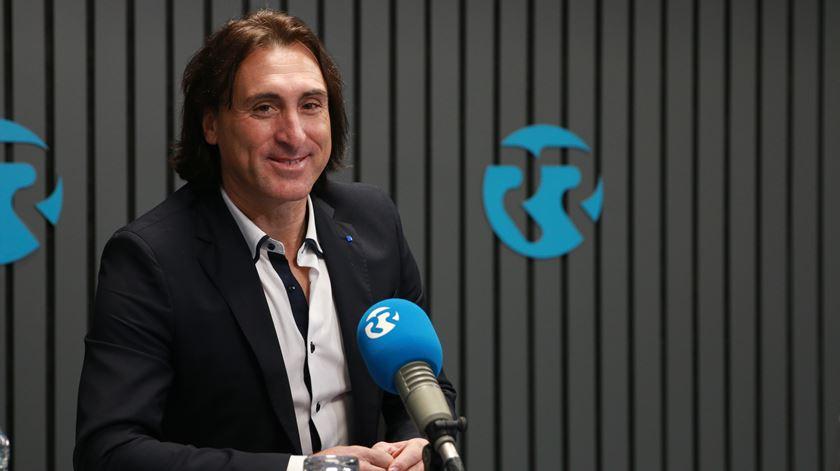 """Tozé: """"Carlos Queiroz fez o 25 de abril no futebol jovem"""""""