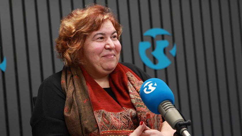 A Biblioteca de... Manuela Ribeiro