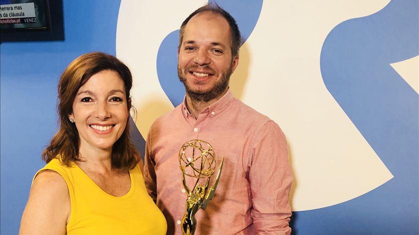 Entrevista a Filipe Carvalho, o motion designer português que venceu um Emmy