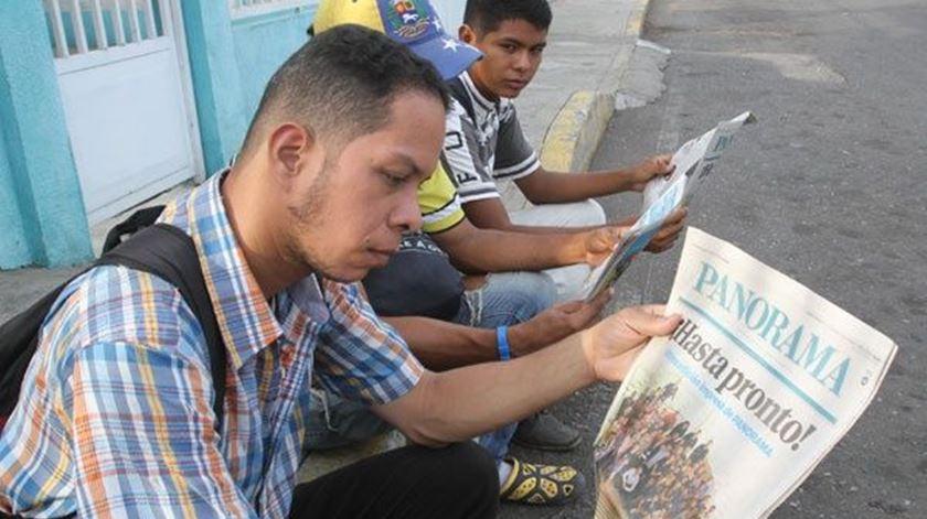 Jornal centenário da Venezuela suspende edições em papel