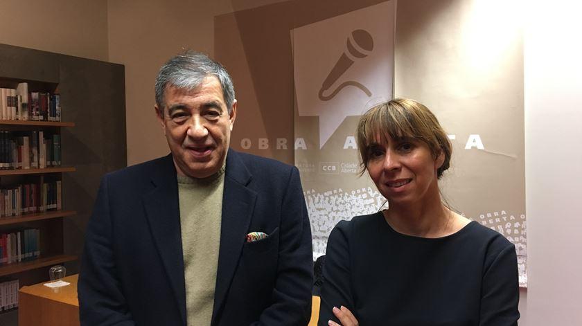 Obra Aberta - Rita Taborda Duarte e José Manuel dos Santos - 24/03/2019