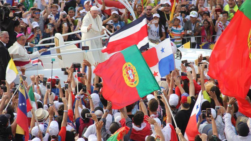 JMJ. Jovens portugueses aceitam desafio do Papa