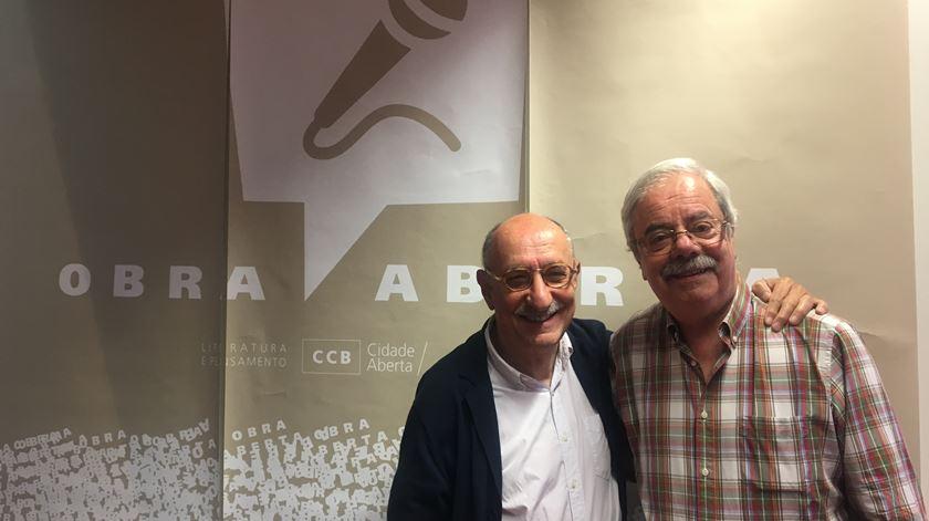 João Rodrigues e Levi Condinho falam sobre livros