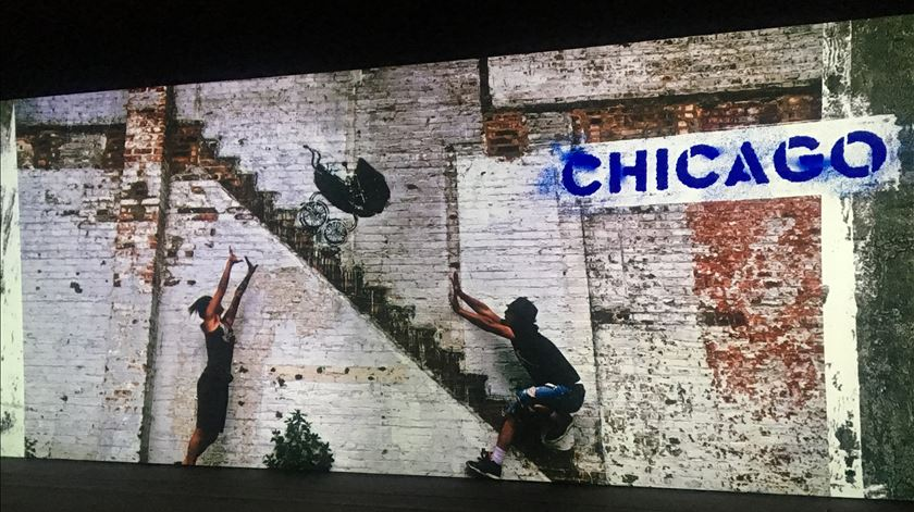 Obras de Banksy em Lisboa numa exposição não autorizada