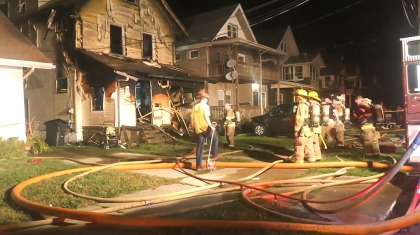Incêndio em creche na Pensilvânia mata cinco crianças