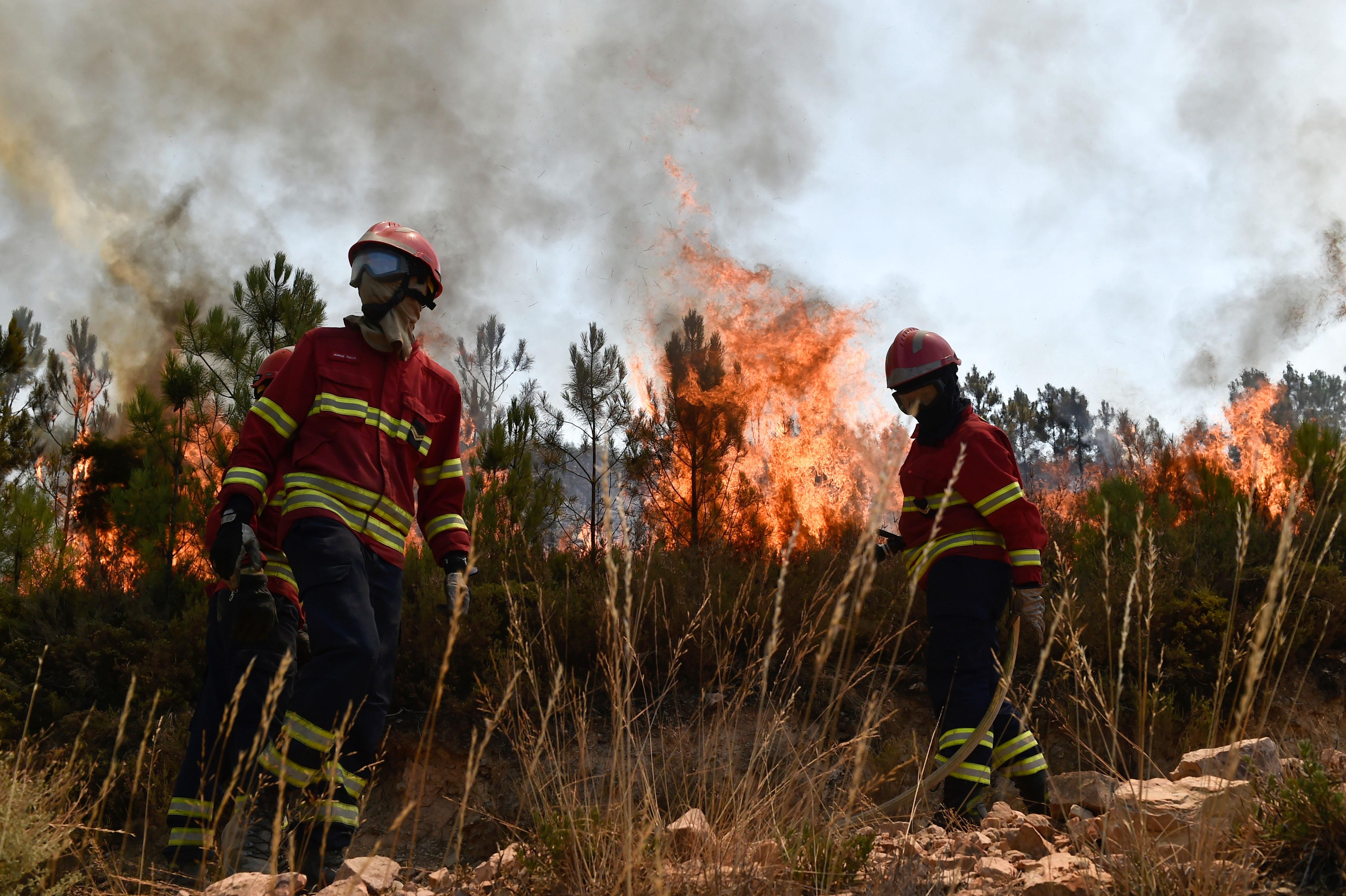 Incêndios. Reacendimentos em Mação colocam povoações em risco