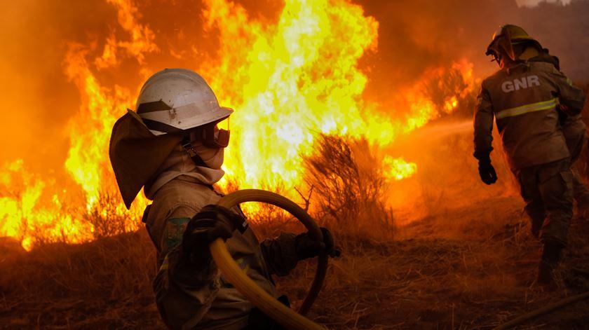 Incêndios. Um terço dos fogos de 2019 teve origem em queimas ou queimadas
