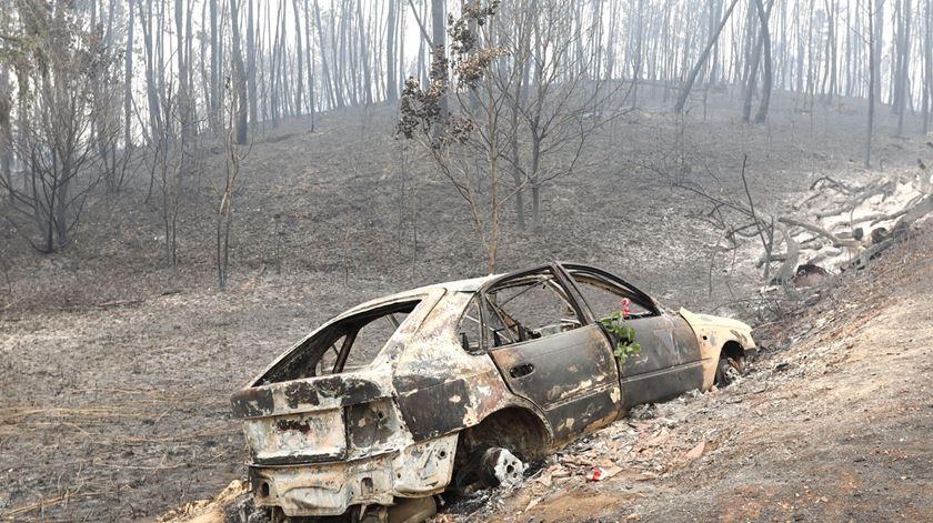Sobe para 18 o número de arguidos no incêndio de Pedrógão Grande