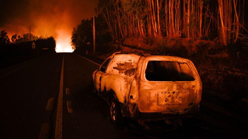 Tragédia em Pedrógão Grande. Pelo menos 58 mortos em incêndio