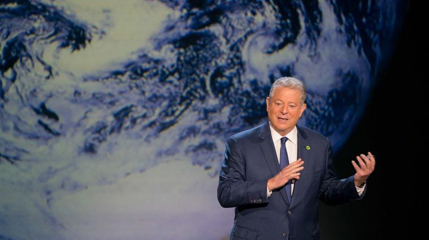 """Al Gore: """"EUA vão cumprir compromissos climáticos, apesar de Trump"""""""