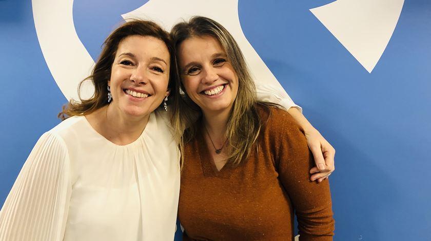 Inês Afonso Marques autora do livro Crescemos Juntos na Manhã da Renascença
