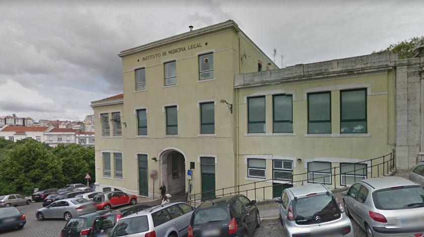 Instituto de Medicina Legal de Lisboa. Foto: Google Maps