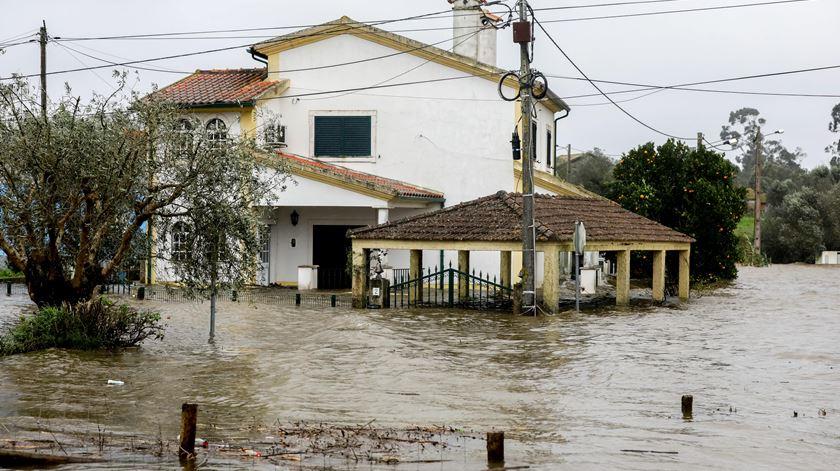Mais de duas mil participações a seguradoras devido aos estragos causados pelo mau tempo