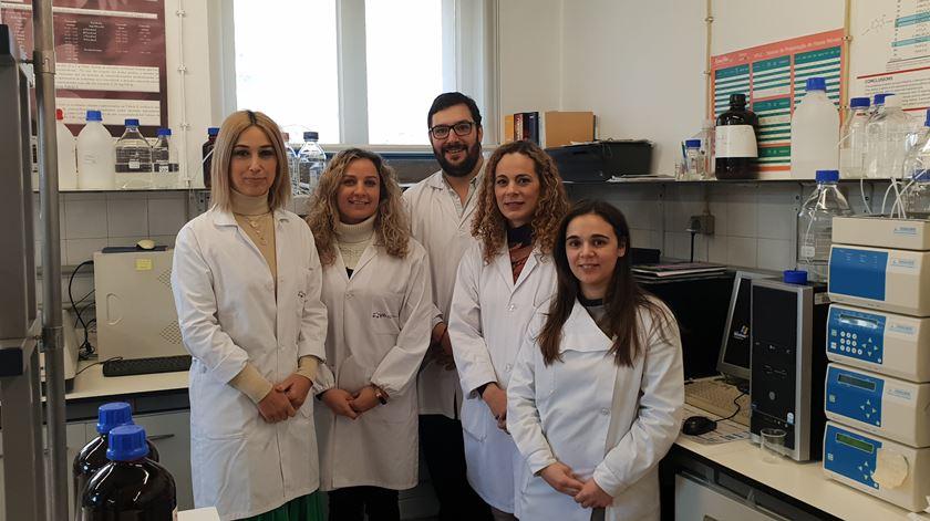 equipa de investigadores do Centro de Investigação de Montanha. Foto: DR
