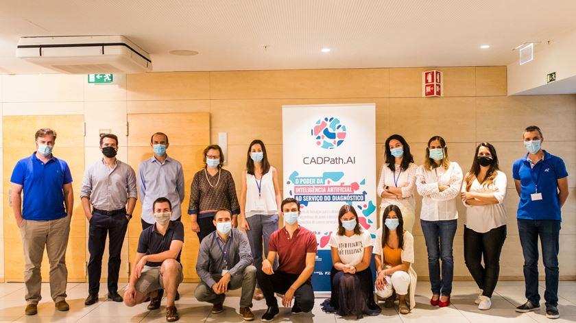 Investigadores do Porto em projeto para detetar cancro através de inteligência artificial