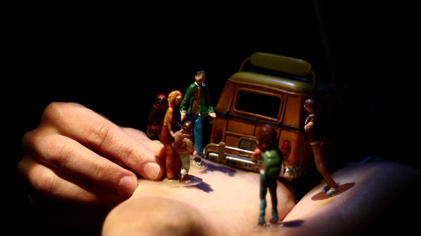 """Ensaio Geral - Há marionetas em Lisboa, um livro com travo de """"açucar"""" e o fado (mas não só fado) """"inquieto"""" de Ricardo Ribeiro - 10/05/2019"""