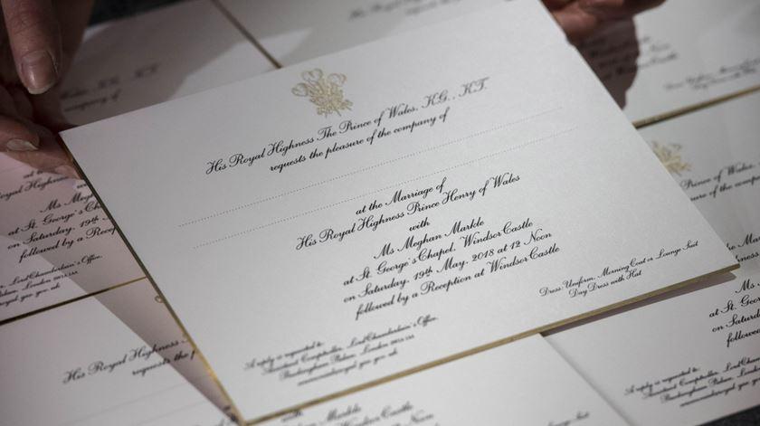 Foto: Casa Real britânica