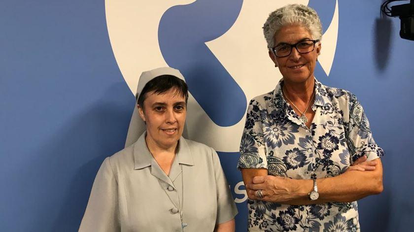 Aura Miguel Convida irmã Sílvia Moreira