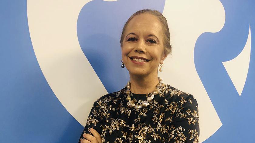 Isabel Capeloa Gil, reitora da Universidade Católica, na Manhã RR (11/10/2018)