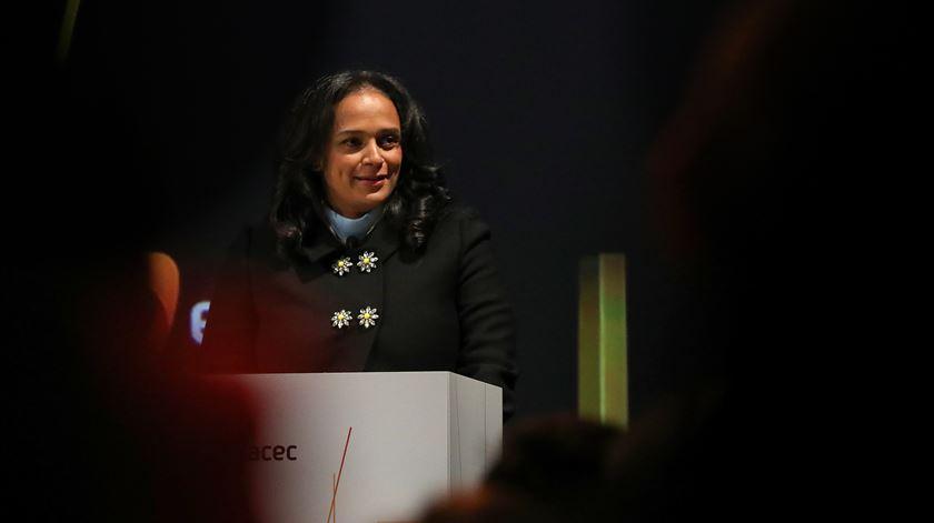 """""""É importante que a justiça esteja atenta à venda das participações de Isabel dos Santos"""""""