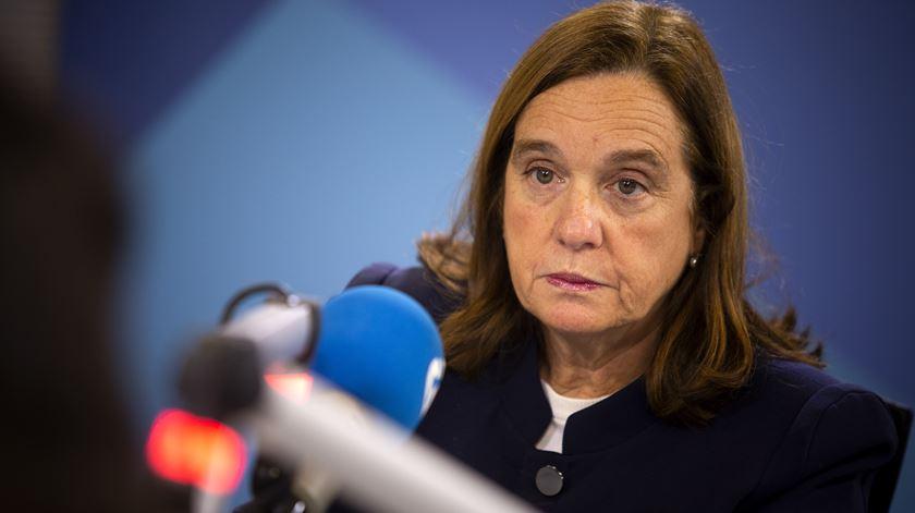 """Isabel Jonet: """"Há uma pobreza estrutural em Portugal que não estamos a conseguir combater"""""""