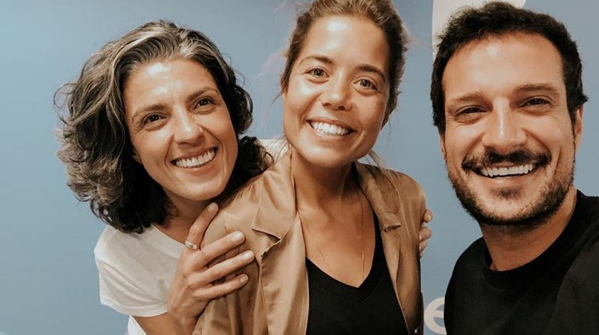Isabel Silva no Nunca é Tarde 15/10/19