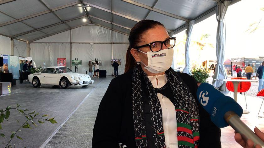 """Fórmula 1 é """"balão de oxigénio"""" para o Algarve"""