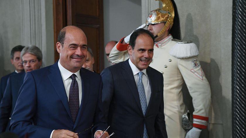Itália. Partido Democrático e Movimento Cinco Estrelas acertam coligação liderada por Conte