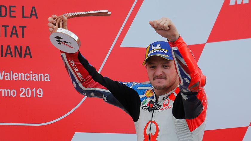 Jack Miller promovido à Ducati oficial