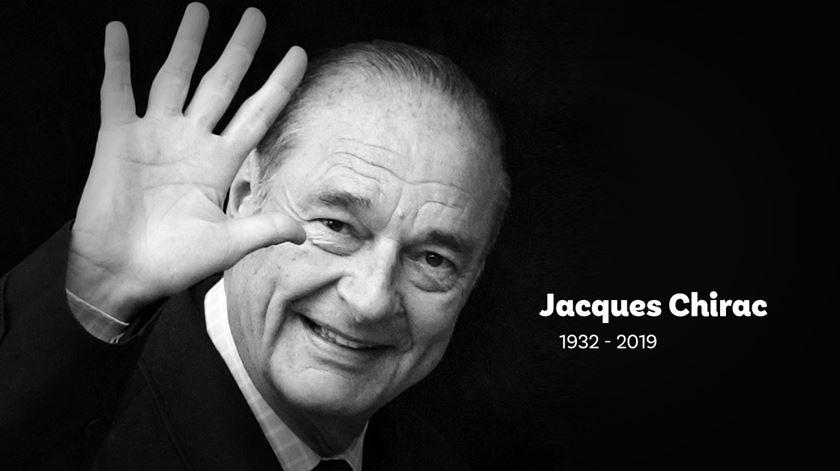 Chirac, o homem que marcou a política de França – e do mundo