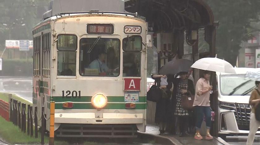 Japão. Chuvas torrenciais obrigam à retirada de mais de um milhão de pessoas