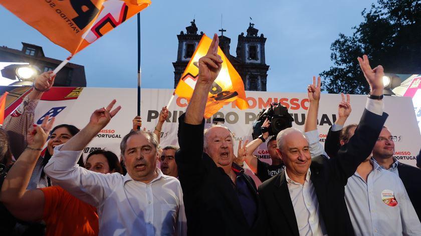 """Alberto João Jardim fala sobre Tancos, a """"imagem do Portugal socialista"""""""
