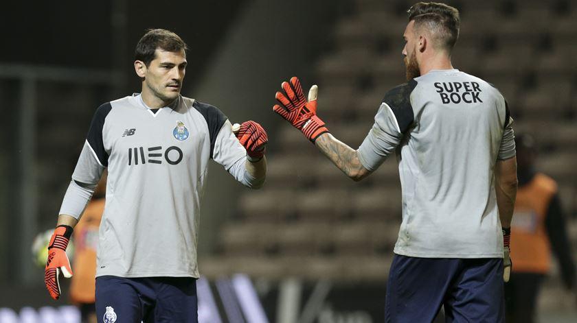 Quando Casillas jogar, Sérgio espera que Lopetegui esteja a ver e o convoque