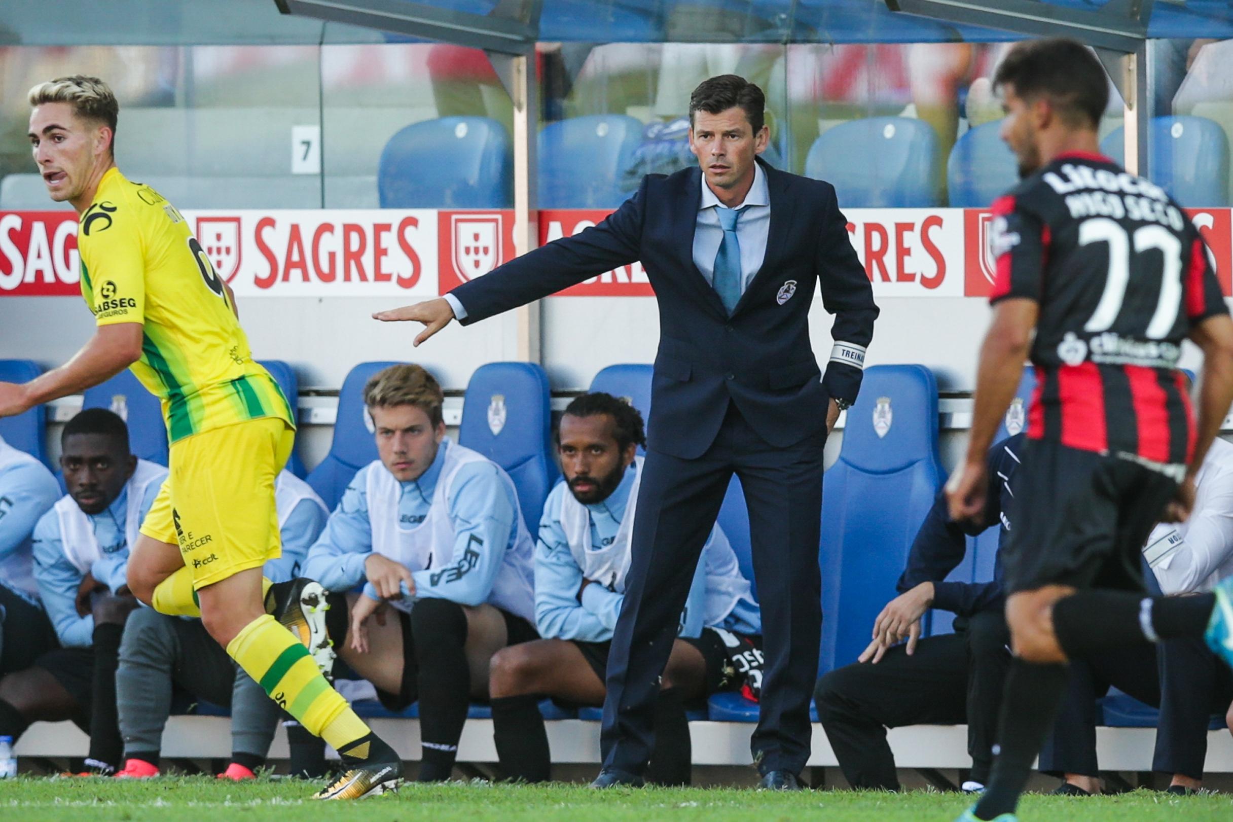 Tondela e Feirense assinam o segundo empate