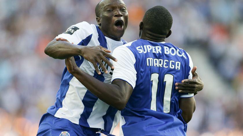 FC Porto completa preparação para o Moreirense sem três avançados